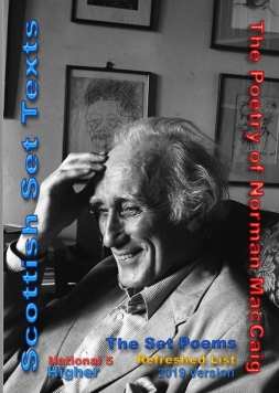 Norman MacCaig Refreshed List Poetry Set