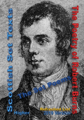 Robert Burns Poetry Set 2019 Refreshed List